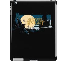 Shovel Knight title screen iPad Case/Skin