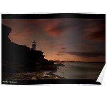 Hornby Lighthouse - Sydney Poster
