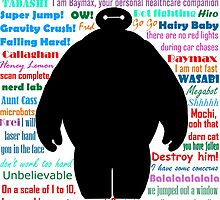 Big Hero 6 Quotes by lizzie081194