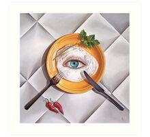 """Breakfast"" Art Print"