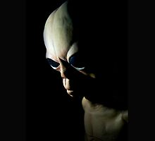 Alien from beyond. by doorfrontphotos