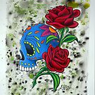 Day of the Dead - Colour Your World Series by lucidstudioz