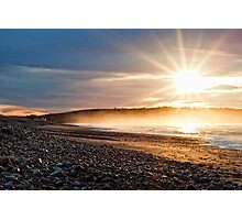 Sunrise over the Atlantic Photographic Print