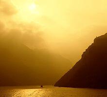 Lesser Gorges by Darren Boucher