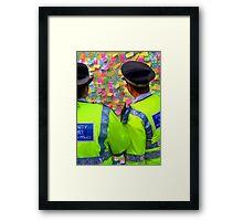 After the Riots - Peckham Framed Print