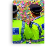 After the Riots - Peckham Canvas Print
