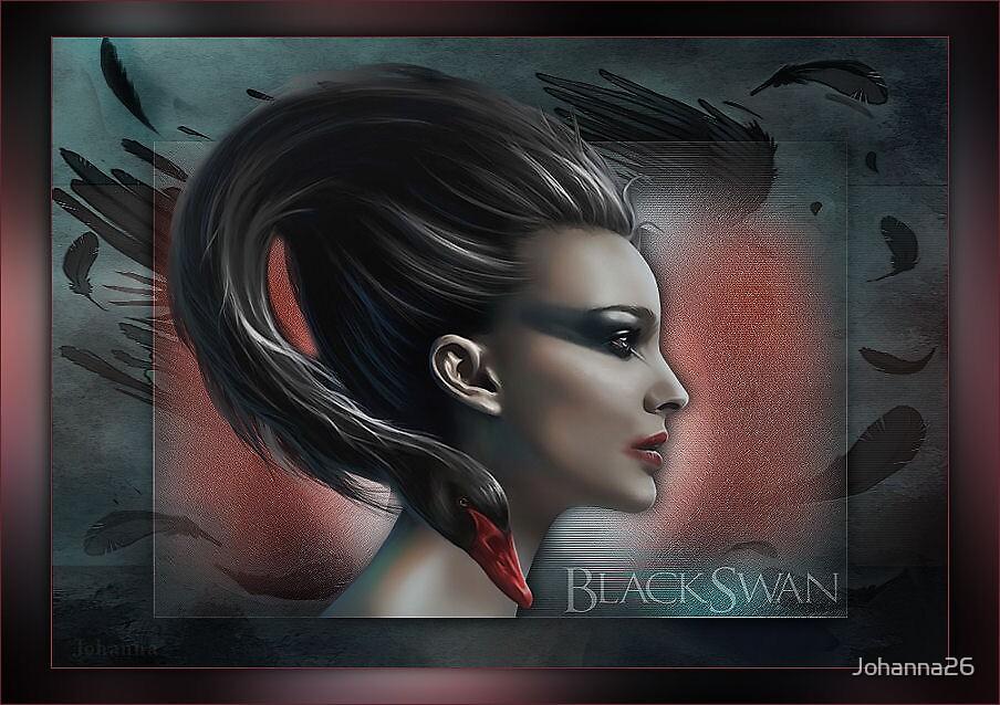 My Black Swan by Johanna26