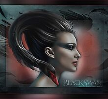 My Black Swan by Johanna26
