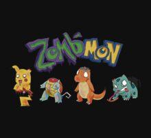 Zombmon Kids Clothes
