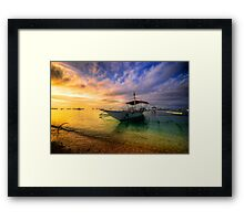 Morningtide Framed Print