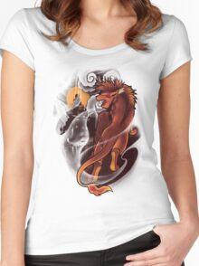 Vallen of the Fallen Star Women's Fitted Scoop T-Shirt