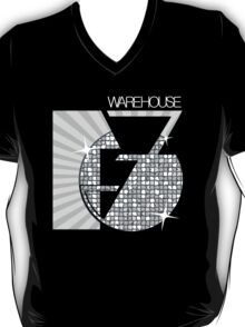 Warehouse 13 Disco T-Shirt