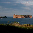 Percé Rock  by Sean McConnery