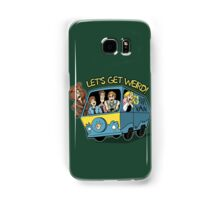 Let's Get Weird Samsung Galaxy Case/Skin