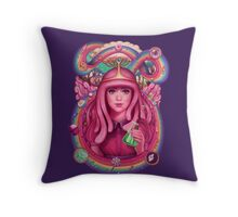 She's Got Science!  Throw Pillow