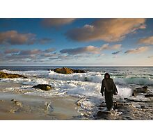 JESUS-FOLLOW ME AND I WILL MAKE YOU FISHERS OF MEN. Photographic Print