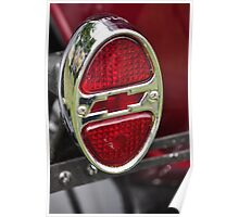 Chevrolet AE Independance rearlight (1931) Poster