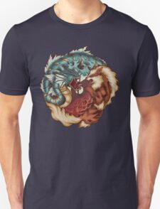 The Tiger and the Dragon Unisex T-Shirt