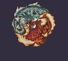 The Tiger and the Dragon T-Shirt