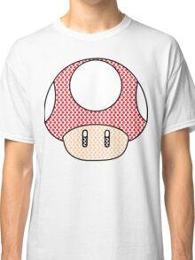 nintendo Mushroom Classic T-Shirt