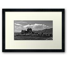 Eilen Donan Castle, Highlands,Scotland Framed Print