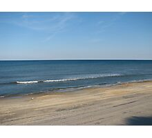 The Beach - Nags Head Photographic Print