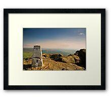 Ben Rinnes And Beyond, Ben Rinnes, Moray Framed Print