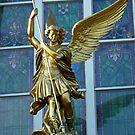 Archangel Michael by Amy Herrfurth