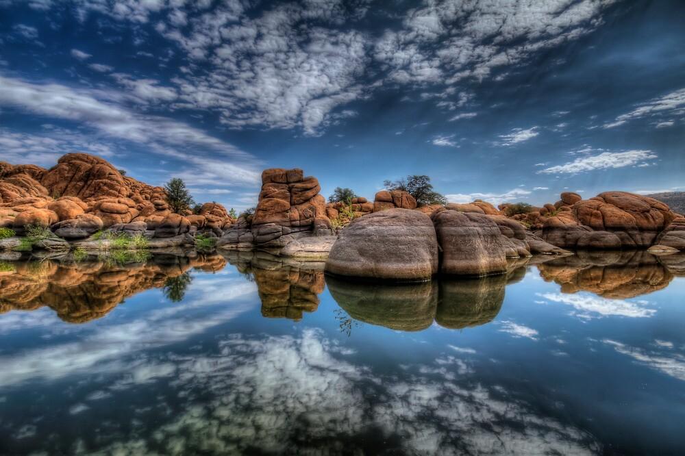 Between Skies by Bob Larson