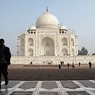 Taj Mahal by Federico Del Monte