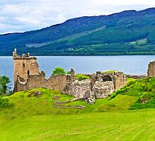 Urquart Castle by Yukondick