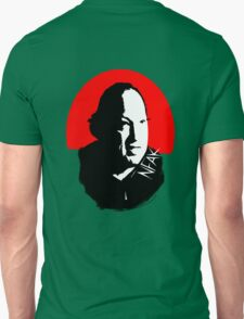 NFAK - Nusrat Fateh Ali Khan Unisex T-Shirt