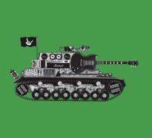 Rock Army Kids Tee