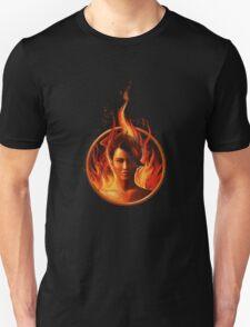 girls on fire the mocking jay Unisex T-Shirt