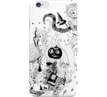 Witches Brew (full Moon) iPhone Case/Skin