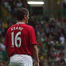 Roy Keane 16 - Manchester United Legend by Vagelis Georgariou
