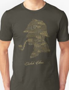 Sherlock Holmes The Canon Unisex T-Shirt