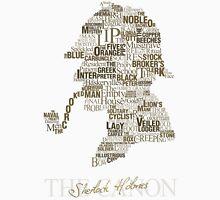 Sherlock Holmes The Canon (white) T-Shirt