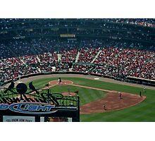 St Louis Baseball Stadium Photographic Print