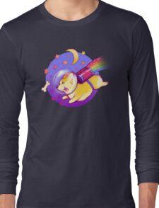 See You Space Corgi Long Sleeve T-Shirt
