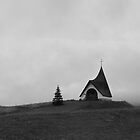 Desolate Church by AndrewWilson94