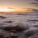 Little Bay Rising by Mark  Lucey