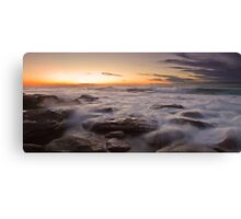 Little Bay Rising Canvas Print