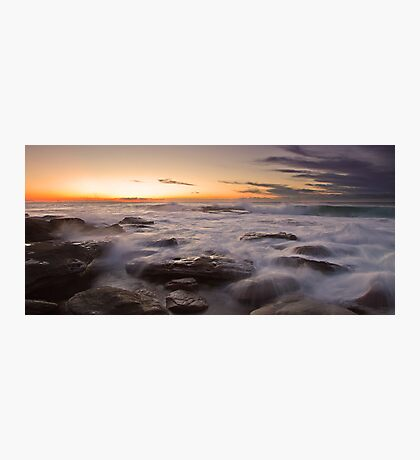 Little Bay Rising Photographic Print