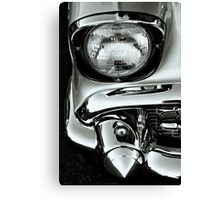 Chrome Canvas Print