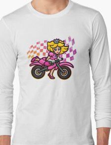 Princess Excitebike Long Sleeve T-Shirt