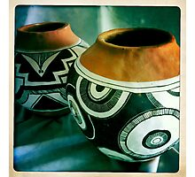 Pots Photographic Print