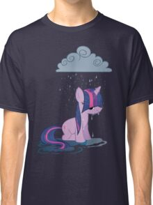 Rainy day pony Classic T-Shirt