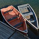 Bateaux sur l'eau by Jean-Pierre Ducondi