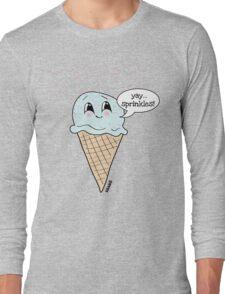 Sprinkles! Long Sleeve T-Shirt